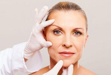 معالجة الوجه بحمض السلمون