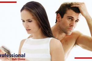 تساؤلات عن تساقط الشعر وعلاجه